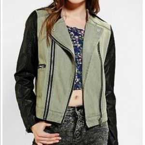 Women's Kelly Green Vintage Members Only Jacket